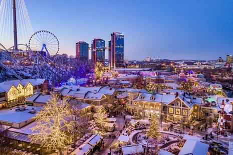 Mucho más que un árbol con luces: 5 destinos de Europa para empaparte de Navidad