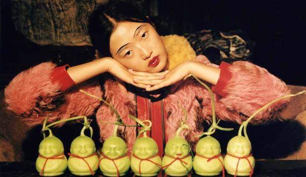 Arte oriental, a través de la moda occidental