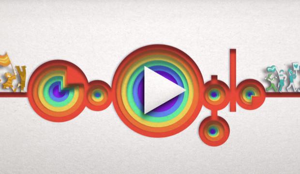 El Doodle De Los 50 Anos De Orgullo Gay Y Otros Con Trasfondo
