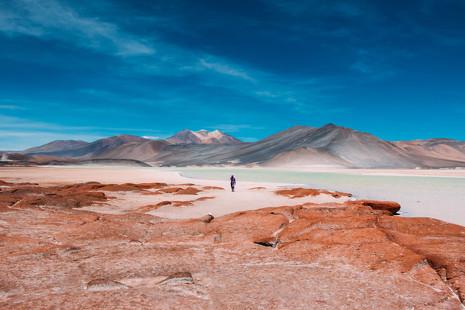 5 motivos para pasar las vacaciones en Atacama, el lugar más árido del planeta
