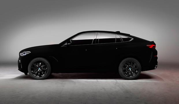No, no tienes mal la vista: BMW lanza el primer coche que se traga la luz
