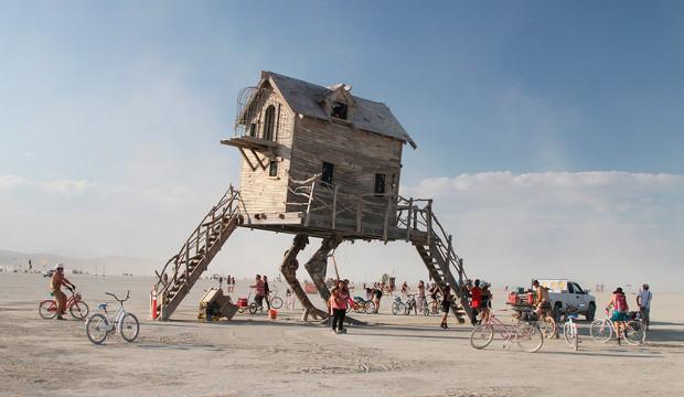 Burning Man: qué ha dado de sí este año el rupturista festival del desierto de Nevada