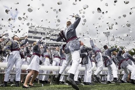 Una visita a West Point, la universidad más exigente y selectiva del mundo