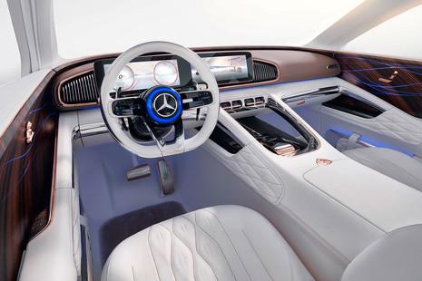 Confirmado: los coches de lujo también serán eléctricos