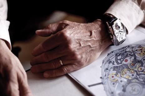 Cinco relojes que cuestan (mucho) más que el del rey Mohamed VI de Marruecos
