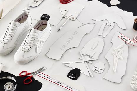 Las mejores 'sneakers' las firman los grandes modistos