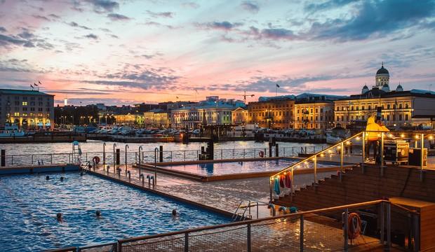 Arte, gastronomía, saunas...: 5 razones para visitar Helsinki en invierno