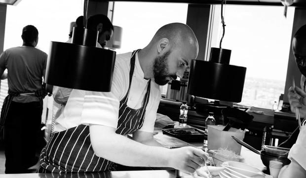 Alex Craciun, el chef rumano que llevó la cocina tradicional japonesa a Londres