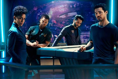 'The Expanse', 'Jack Ryan'... 7 series con las que Prime Video va a competir con Netflix