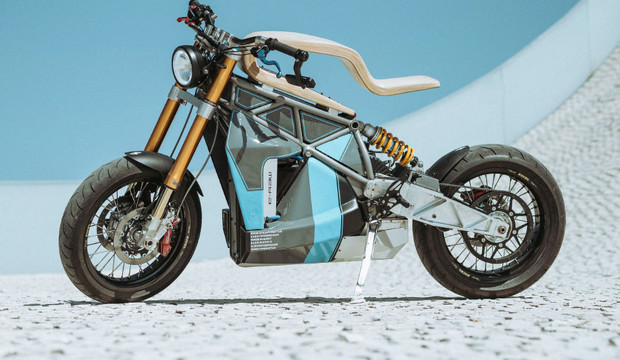 Essence E-Raw: la vanguardia del diseño llega a las motos eléctricas