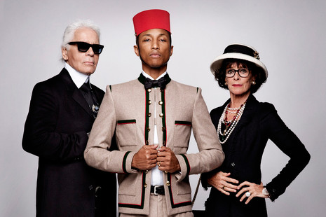 Pharrell, Chanel y otros 5 pioneros de la moda sin género