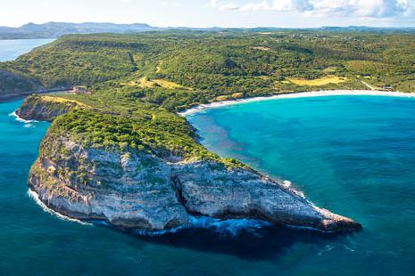 Antigua: el paraíso en que se refugió Jackie Onassis tras el asesinato de Kennedy