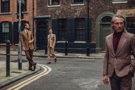 La calle crea tendencia: la fotografía de moda vista por el diseñador Paul Smith