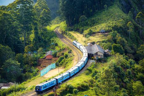 Cómo dar la vuelta al mundo en 58 días (en tren... y por 17.000 euros)