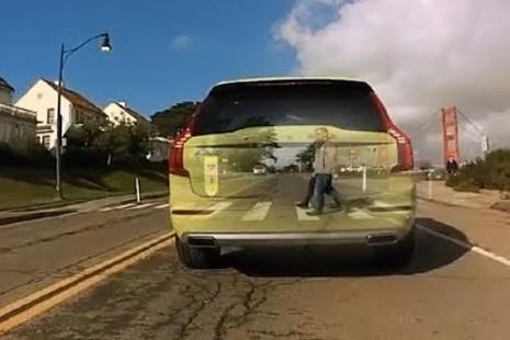Llega el coche invisible