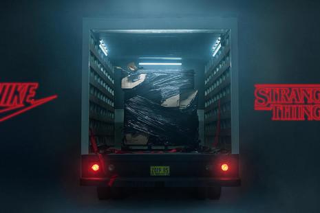Nike pone Netflix a tus pies con sus zapatillas 'Stranger Things'