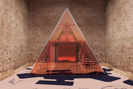Cabañas del futuro: la utopía urbanística del arquitecto Andrea Caputo