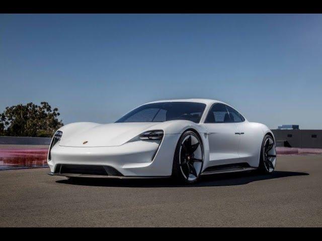 Taycan, el primer eléctrico de Porsche
