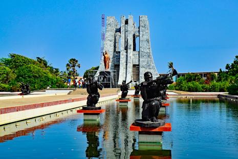 Viajamos a Acra, el secreto mejor guardado de África Occidental