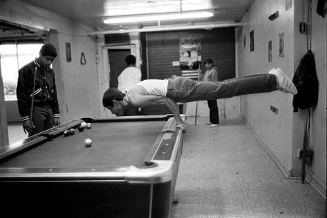 El fotógrafo que mejor retrató el Bronx de los años 80