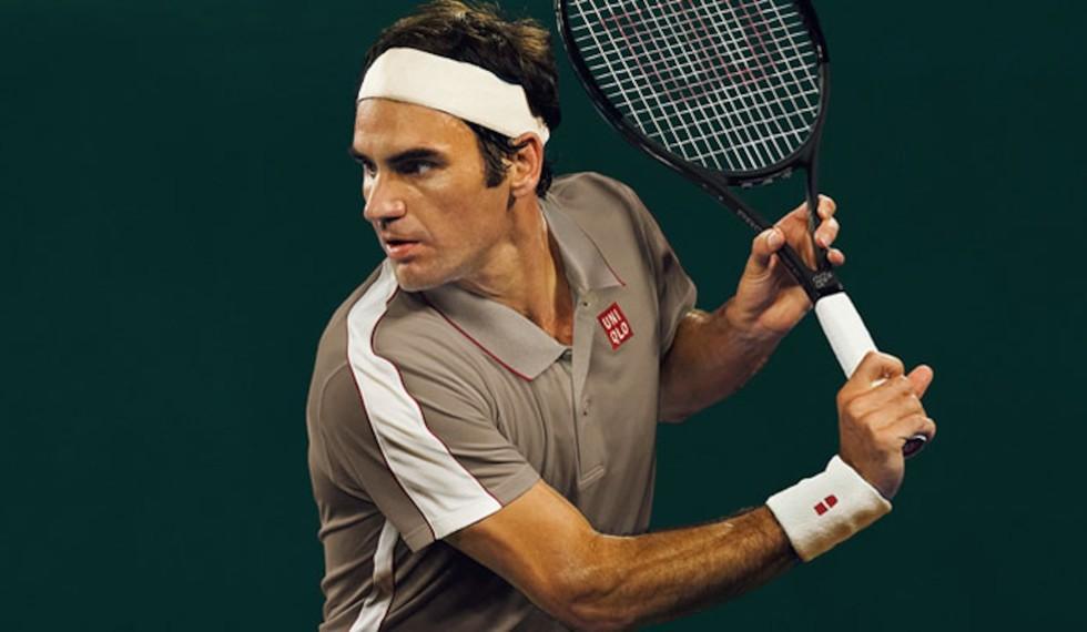 famosa marca de diseñador Mitad de precio vanguardia de los tiempos Para vestir como Roger Federer en Roland Garros no hace ...