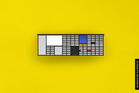 DROP-A-PIN: ponte las obras maestras de la arquitectura en la solapa