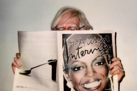 'Interview', la revista que se convirtió en la obra más 'warholiana' de Andy Warhol