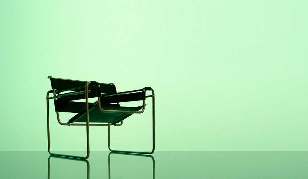 Silla Breuer, Bauhaus | RALPH RÖSCH / GTRES