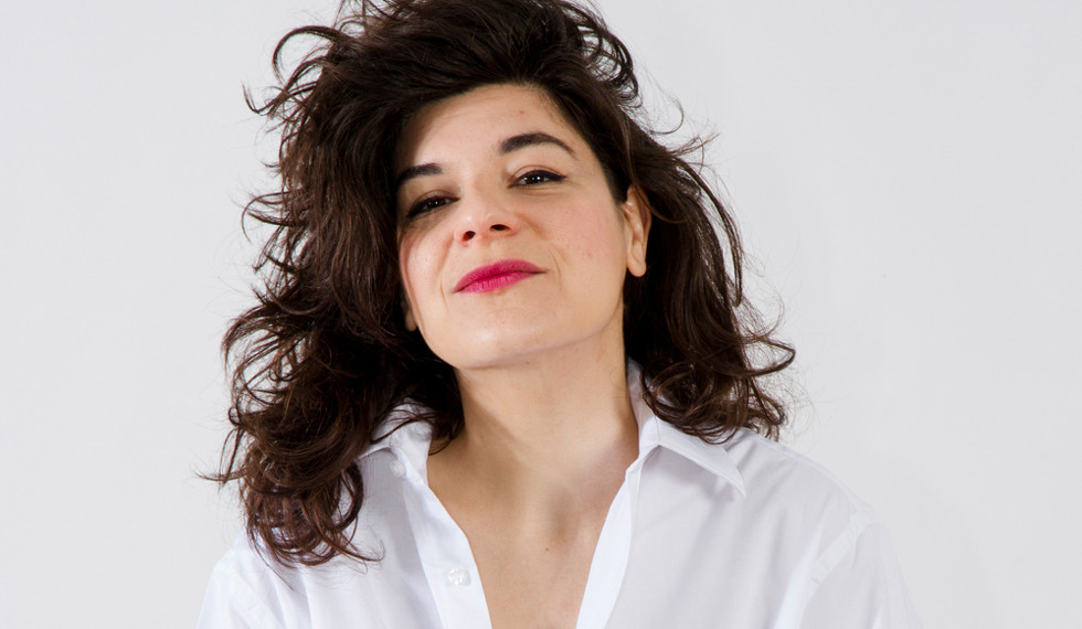 Nerea Pérez de las Heras, autora de 'Feminismo para torpes'   N.D.