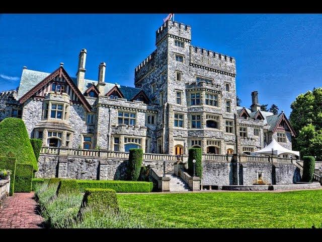 Siete castillos en Canadá