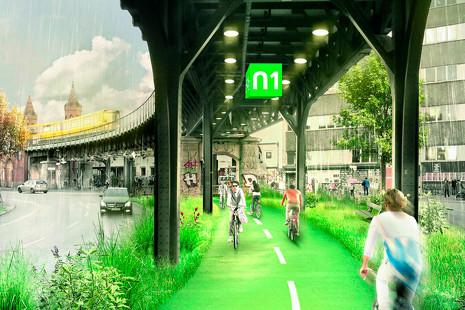 Las bicicletas diseñan las ciudades del futuro
